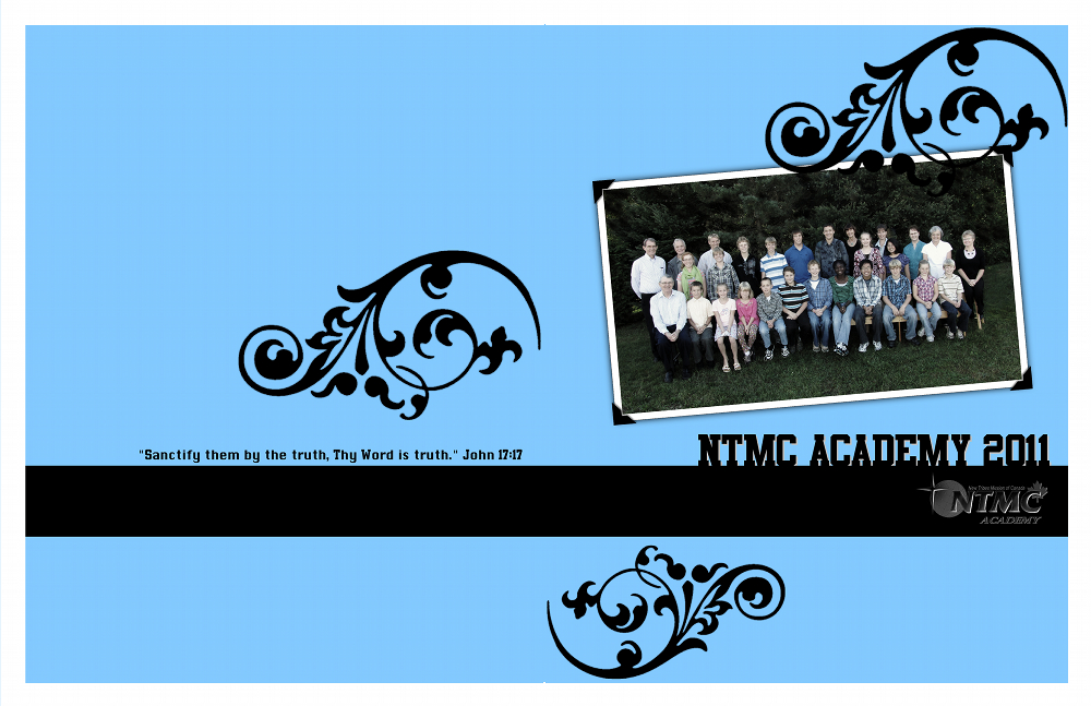 2010-2011 Yearbook Cover
