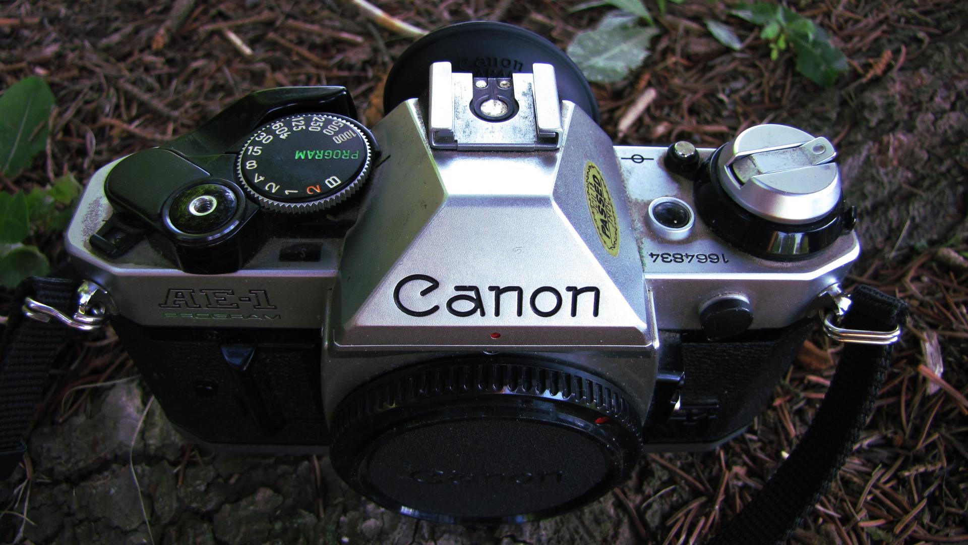 Classic Canon Closeup