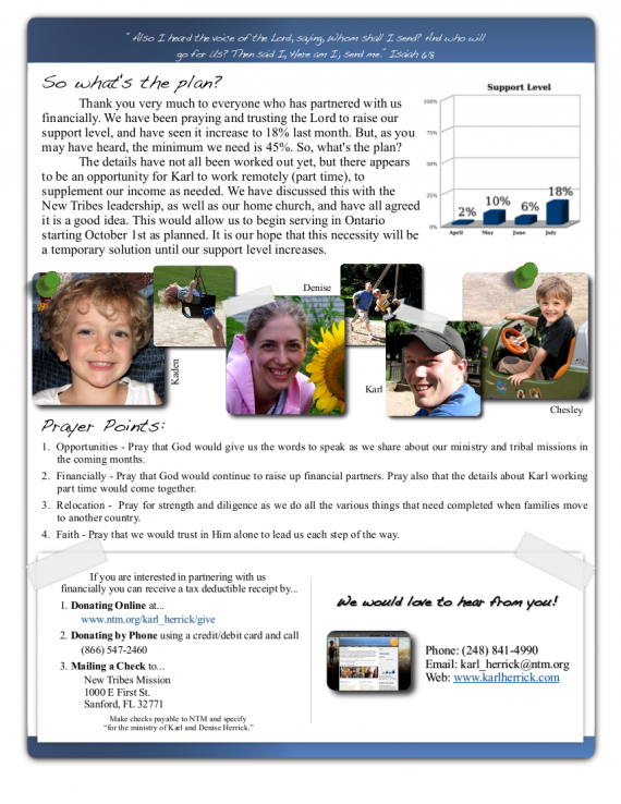 Newsletter Pg2- Aug 2009