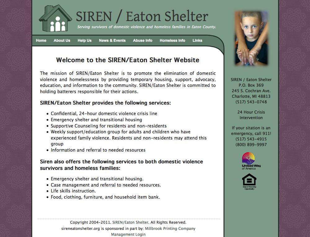 sireneatonshelter-com-2012